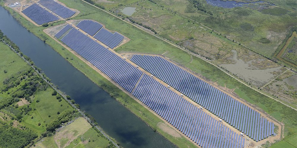 GreenPowerMonitor manages Ilumina solar farm
