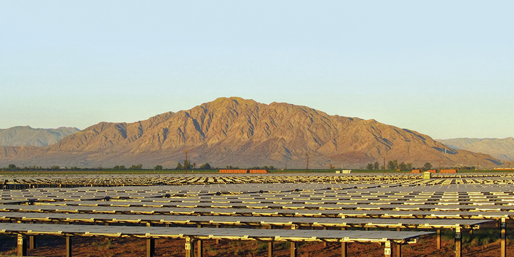 GreenPowerMonitor manages Mount Signal solar farm