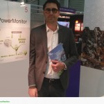 GreenPowerMonitor attended Expomin Chile 2014