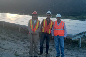 GreenPowerMonitor manages 3MW in Ecuador