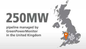 GreenPowerMonitor manages 250MW in UK