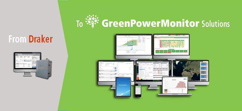 From Draker to GreenPowerMonitor