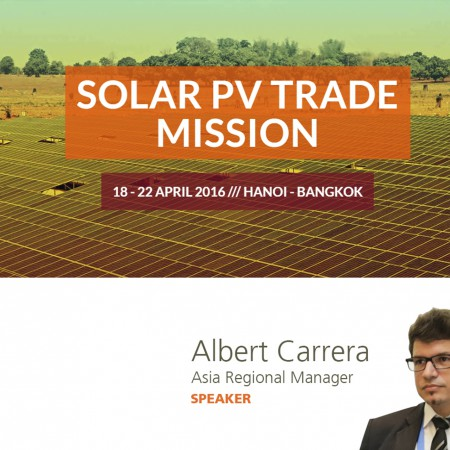 GreenPowerMonitor confirms its presence at Solar PV Trade Mission