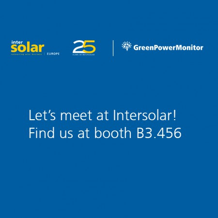 GreenPowerMonitor at Intersolar Europe 2016 2