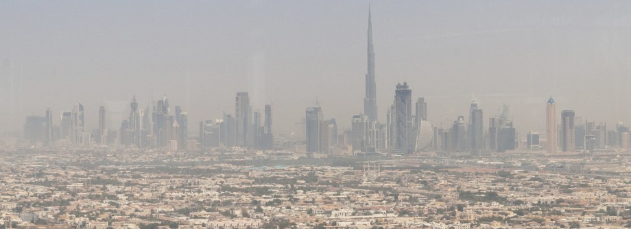 GreenPowerMonitor manages a soalr plant in Dubai - imagen destacada