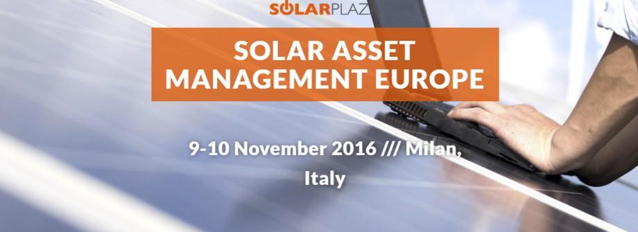 GreenPowerMonitor sponsors Solar Asset Management Europe Solar Plaza - imagen destacada