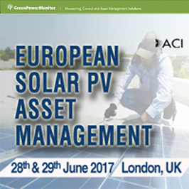 GreenPowerMonitor attends European Solar PV Asset Management - imagen destacada
