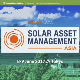 GreenPowerMonitor attends Solar Asset Management Asia by Solar Plaza - imagen destacada