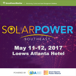 GreenPowerMonitor attends Solar Power South Power Southeast - imagen destacada