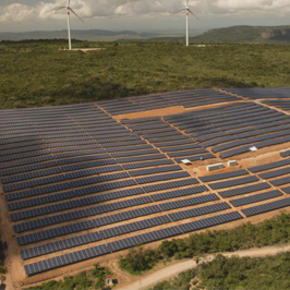 254MW solar plant in Brasil managed by GreenPowerMonitor - imagen destacada