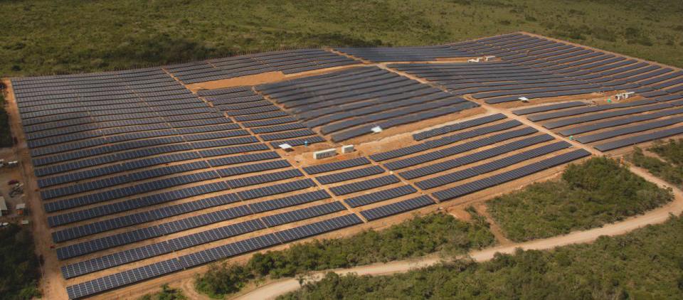 254MW solar plant in Brasil managed by GreenPowerMonitor news