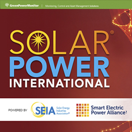 GreenPowerMonitor attends Solar Power International 2017 - imagen destacada