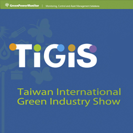 GreenPowerMonitor attends Taiwan International Green Industry Show - imagen destacada