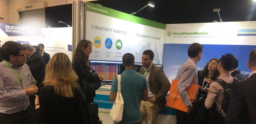 GreenPowerMonitor and DNV GL attend ll-Energy Australia 2017