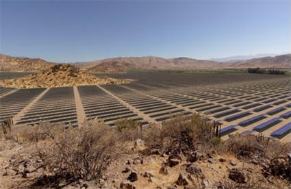Santiago solar Chile will be manage by GreenPowerMonitor