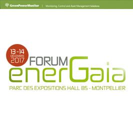 GreenPowerMonitor attends Forum Energaia 2017 - imagen destacada