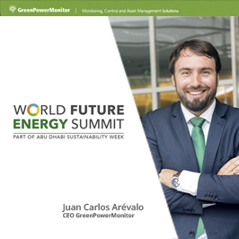 GreenPowerMonitor attends World Future Energy Summit - imagen destacada 2