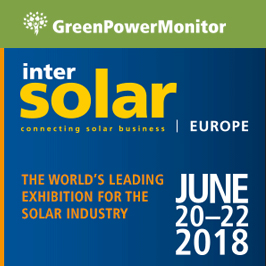 GreenPowerMonitor attends Intersolar 2018 alongside DNV GL - imagen destacada