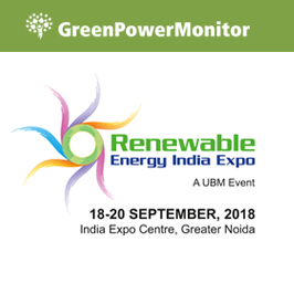 GreenPowerMonitor attends REI India 2018 - imagen destacada