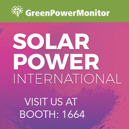 GreenPowerMonitor attends Solar Power International 2018 - imagen destacada