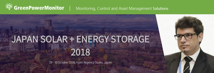 GreenPowerMonitor attends Japan Solar and Energy Storage