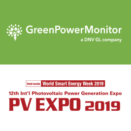 GreenPowerMonitor attends PV EXPO JAPAN 2019 - imagen destacada