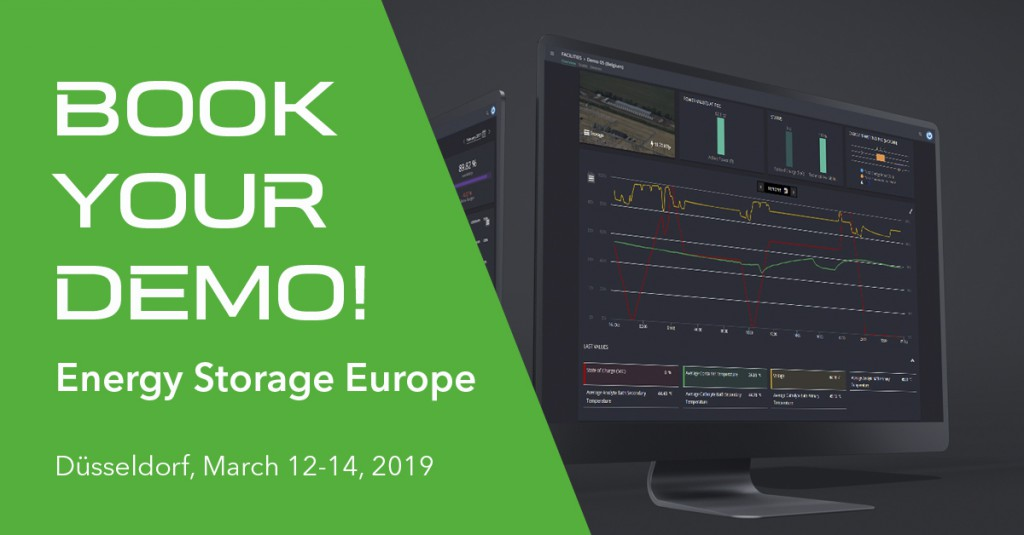 GreenPowerMonitor joins DNV GL at Energy Storage Europe - Linkedin