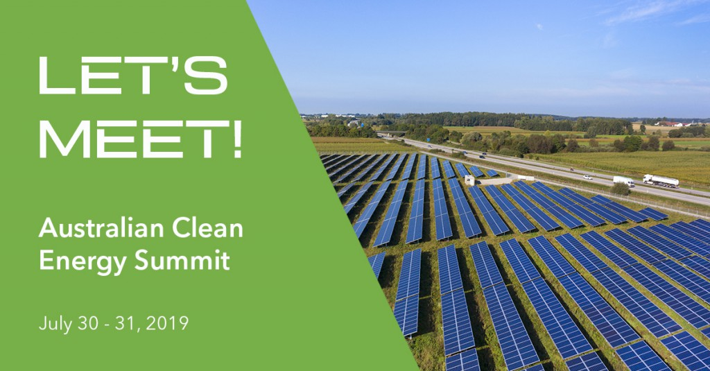 Australian Clean Energy Summit