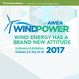 GreenPowerMonitor attends AWEA Wind power - imagen destacada