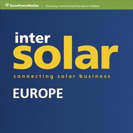 GreenPowerMonitor attends Intersolar Europe 2017 - imagen destacada