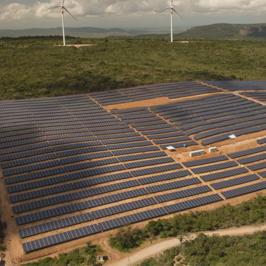 254MW solar plant in Brasil managed by GreenPowerMonitor - imagen destacada