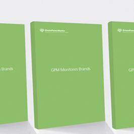 GreenPowerMonitor expands its monitored brands list - imagen destacada