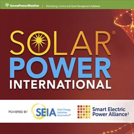 GreenPowerMonitor attends Solar Power International 2017 - imagen destacada