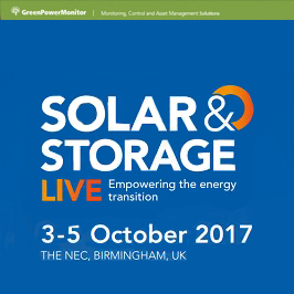 GreenPowerMonitor attends Solar & Storage LIve 2017 - imagen destacada