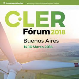 GreenPowerMonitor attends CLER Forum 2018 - imagen destacada