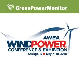 GreenPowerMonitor attends AWEA Wind Power Chicago 2018 - imagen destacada