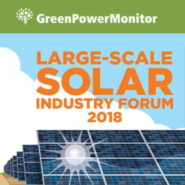 GreenPowerMonitor attends Large-scale Solar Industry Forum in Australia - imagen destacada