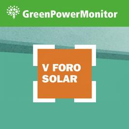 GreenPowerMonitor aparticipa en V Foro Solar de UNEF - imagen destacada