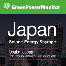 GreenPowerMonitor attends Japan Solar and Energy Storage - imagen destacada