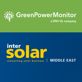 GreenPowerMonitor attends Intersolar Middle East Conference 2019 in Dubai - imagen destacada