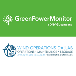 GreenPowerMonitor attends the Wind Operations Dallas 2019