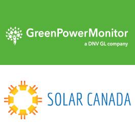 Solar Canada y GreenPowerMonitor
