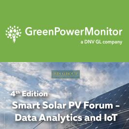 GreenPowerMonitor at Smart Solar PV Forum_ imagen destacada