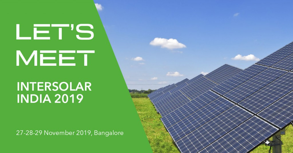 Intersolar India 2019_GreenPowerMonitor