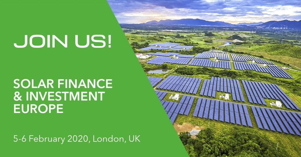 GreenPowerMonitor attends Solar Finance & Investment Europe