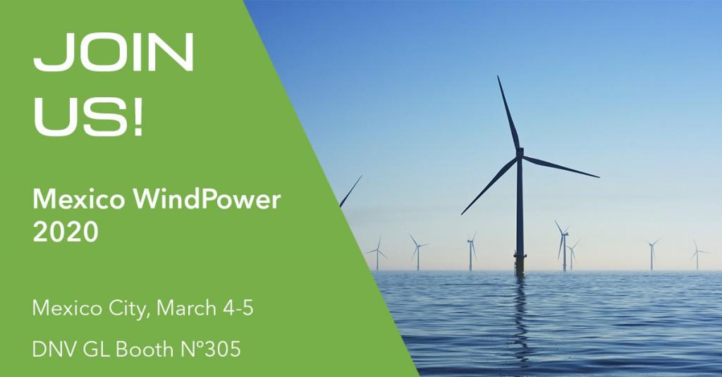 GreenPowerMonitor attends Mexico WindPower 2020