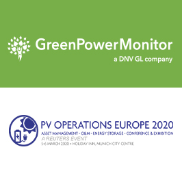 GreenPowerMonitor attends PV Operations Europe