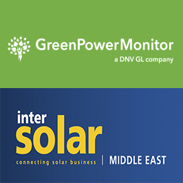 GreenPowerMonitor participates in Intersolar MiddleEast