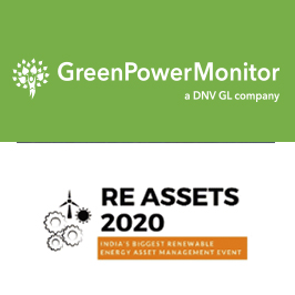 GreenPowermonitor attending RE Assets India
