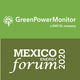 GreenPowerMonitor at Mexico Energy Forum 2020